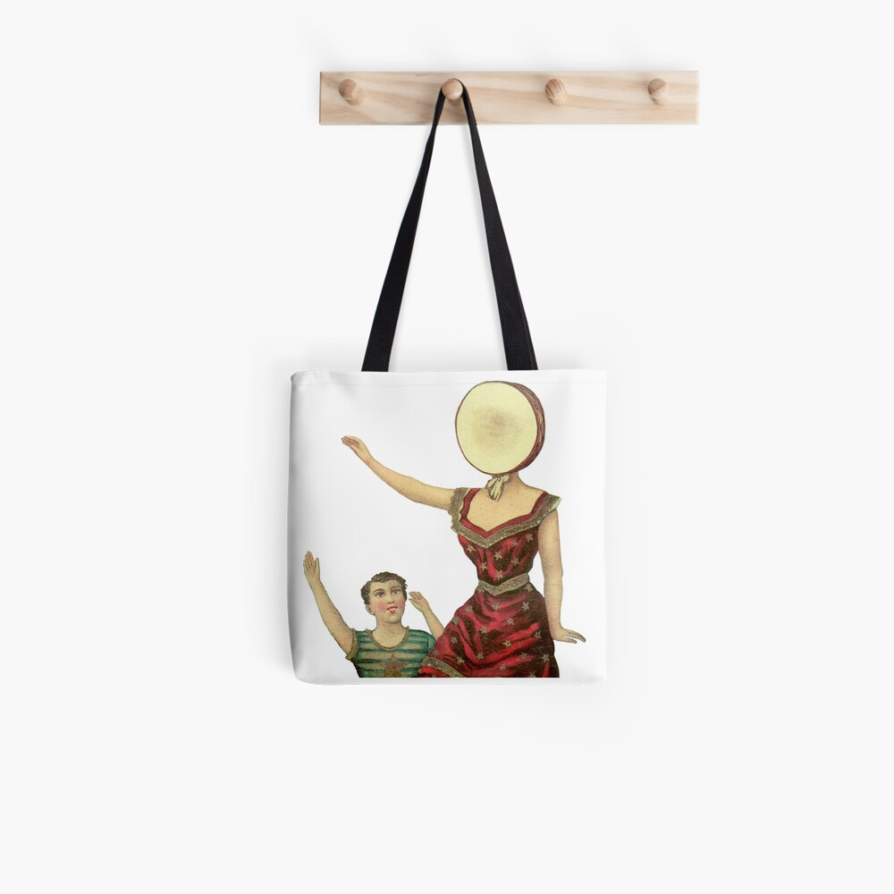Neutrales Milchhotel Tote Bag