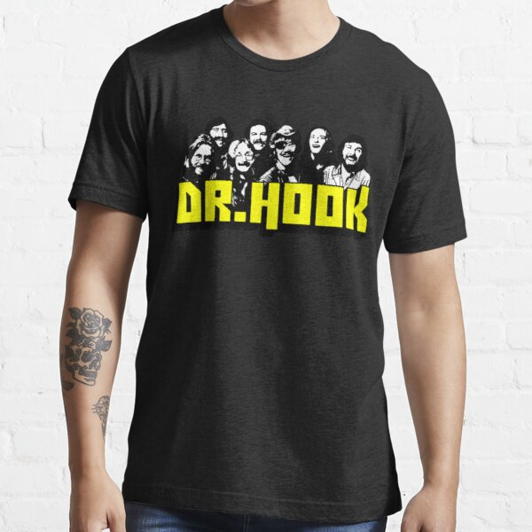 Dr Hook Shirt, Sticker, Mask Classic T-Shirt Essential T-Shirt