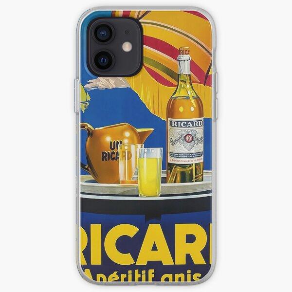 RICARD APERITIF ANIS Coque souple iPhone