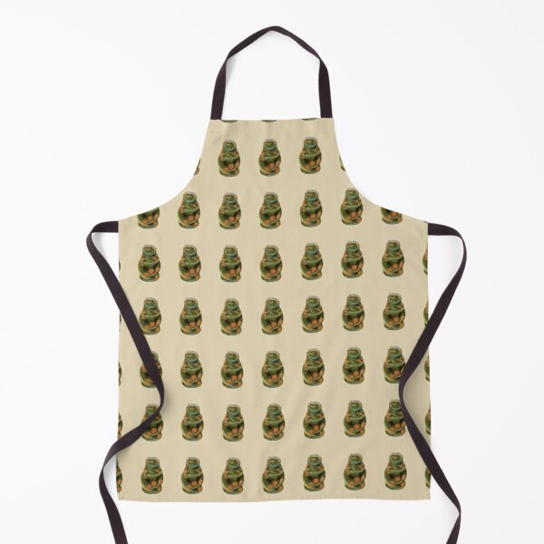 Jalapeño Chile Peppers  Apron