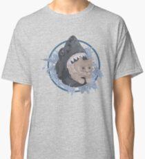 Shark Cat Classic T-Shirt
