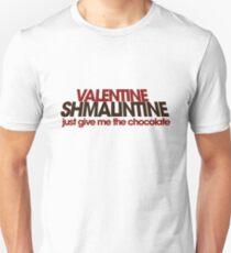 Valentines meh Unisex T-Shirt