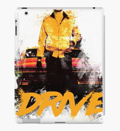 Drive (On the Beach) iPad Case/Skin