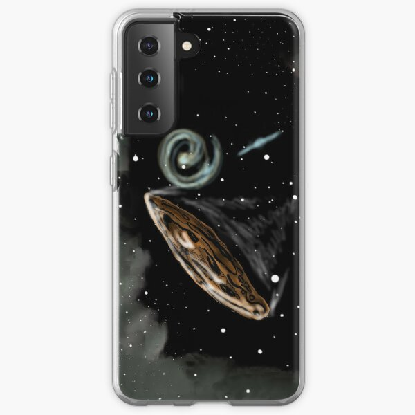 Lonely Interplanetary Traveler  Samsung Galaxy Soft Case