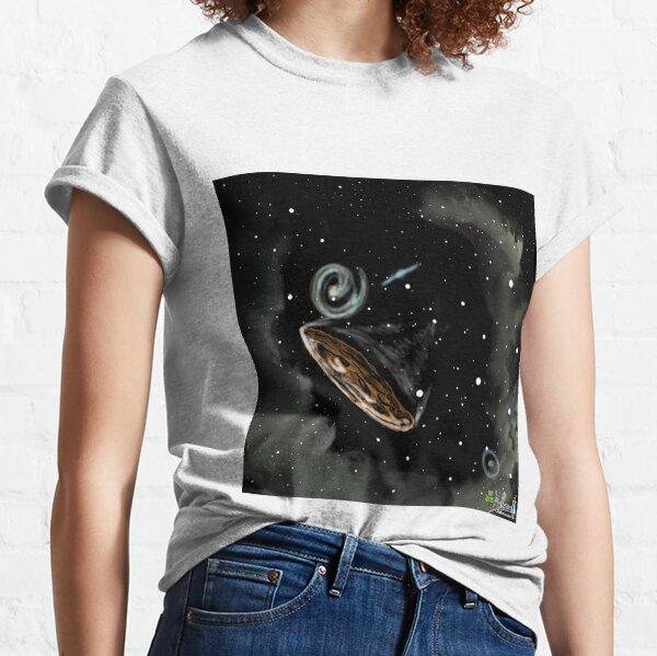 Lonely Interplanetary Traveler  Classic T-Shirt
