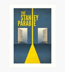 The Stanley Parable Art Print
