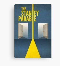 The Stanley Parable Canvas Print