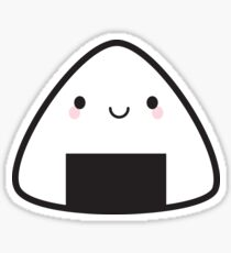 Kawaii Onigiri Rice Ball Sticker