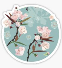 Cherry Blossoms Sticker