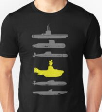 Know Your Submarines T-Shirt