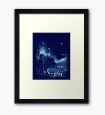 nature defenders Framed Print