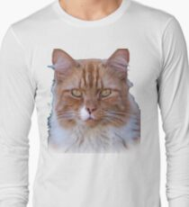 I Come to Visit Long Sleeve T-Shirt