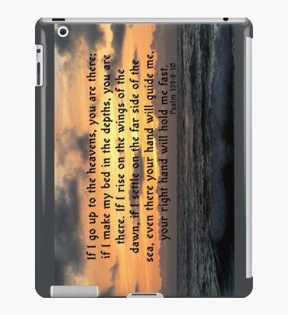Psalm 139  iPad Case/Skin