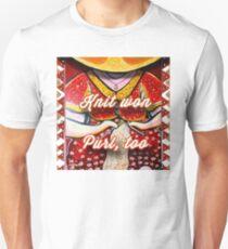 Knit Won Unisex T-Shirt