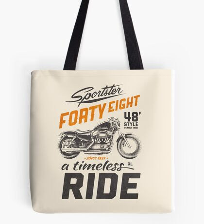 Forty Eight Tote Bag