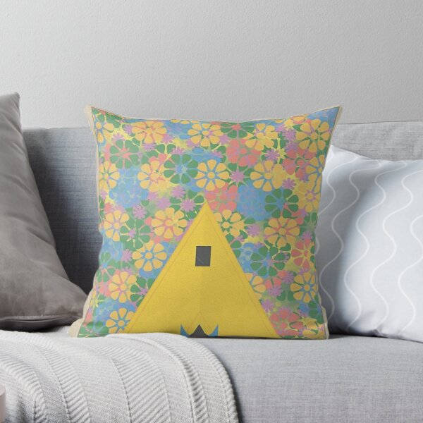 /Midsommar Poster  Throw Pillow
