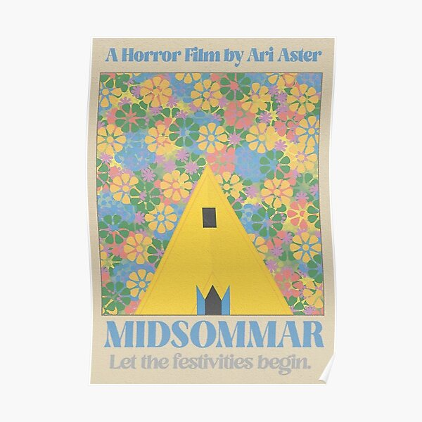 /Midsommar Poster  Poster