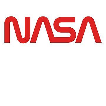 NASA Worm Logo by Gomisan