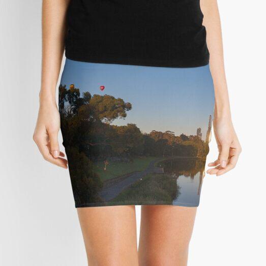 Melbourne Skyline 41518 Mini Skirt