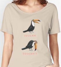 Toucan Toucan't Women's Relaxed Fit T-Shirt