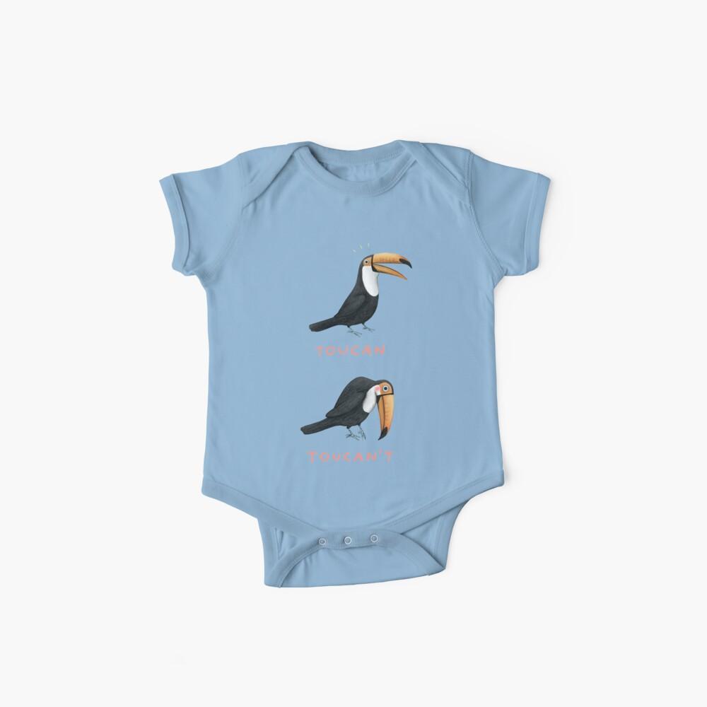 Toucan Toucan't Baby One-Piece