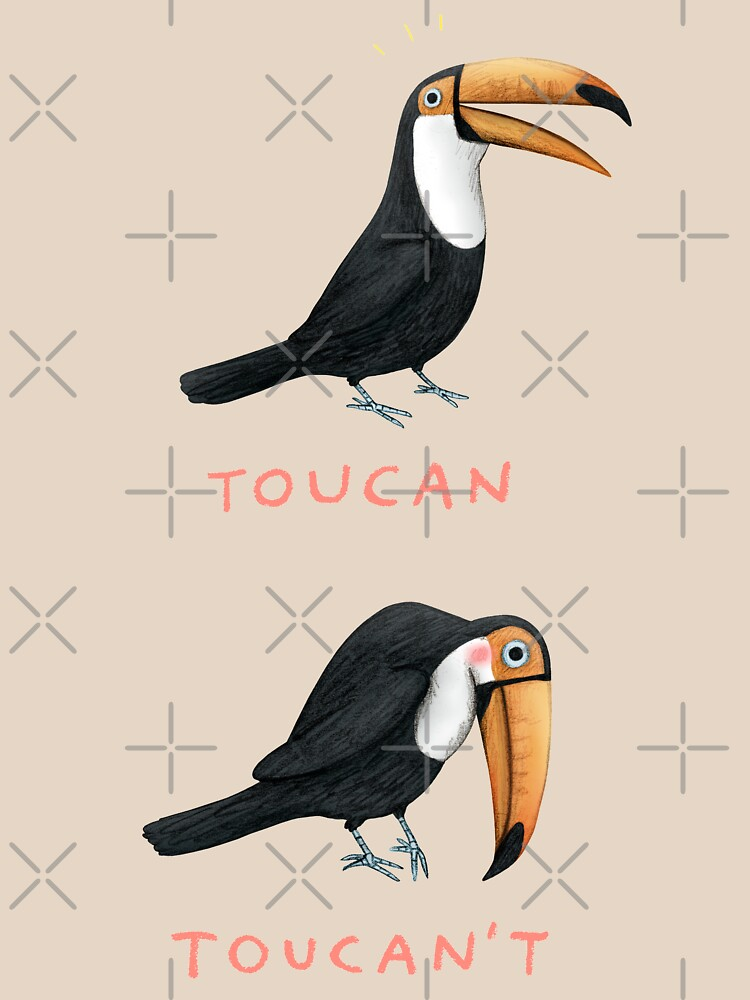 Toucan Toucan't by SophieCorrigan