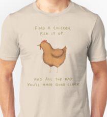 Gut Gluck Slim Fit T-Shirt