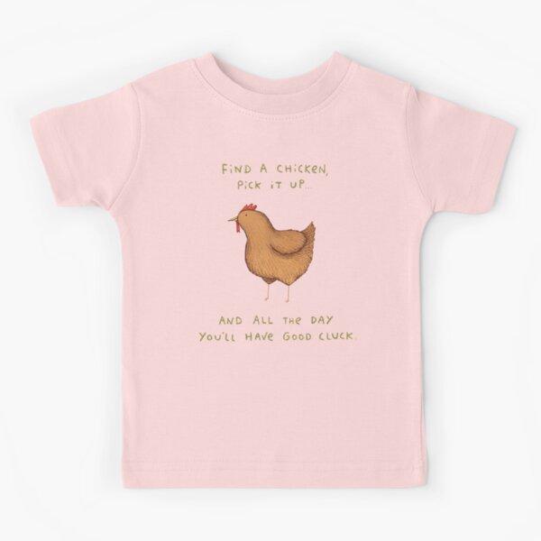 Good Cluck Kids T-Shirt