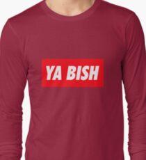 Ya Bish Typography T-Shirt