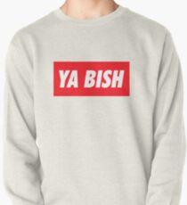 Ya Bish Typography Pullover