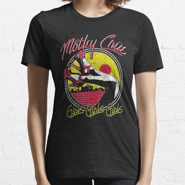 Vintage Band Filles Filles Filles T-shirt essentiel