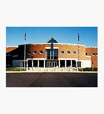 Germanna Community College Portrait Photographic Print