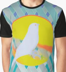 Bluebird waits summer Graphic T-Shirt