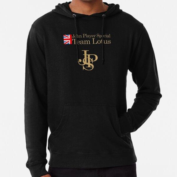 Meilleure vente - JPS John Player Special Classic Logo Sweat à capuche léger
