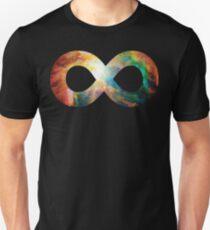 Heart of Orion Nebula | Infinity Symbol | Fresh Universe Unisex T-Shirt
