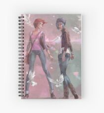 Life is life :D Spiral Notebook