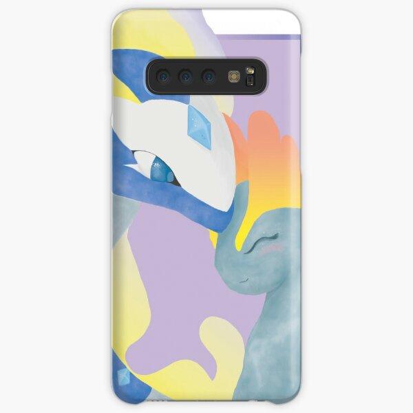 Amaura and Aurorus Samsung Galaxy Snap Case