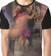 The passionate Tango of Argentina Graphic T-Shirt