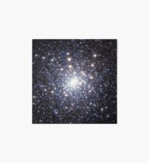 Beautiful Star Cluster | Infinity Symbol | Fresh Universe Art Board