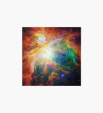 Heart of Orion Nebula | Infinity Symbol | Fresh Universe Art Board