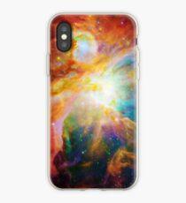 Heart of Orion Nebula | Infinity Symbol | Fresh Universe iPhone Case