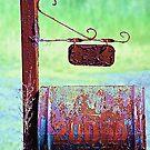 Bush Letter Box by Ronald Rockman