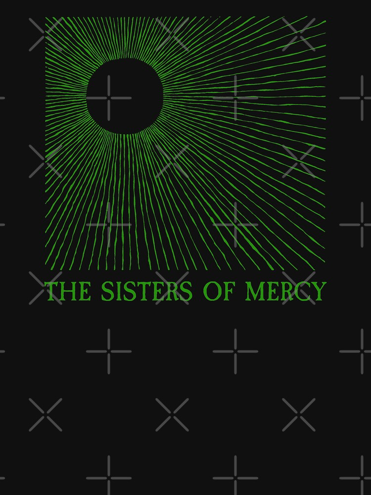 The Sisters Of Mercy - The Worlds End - Temple of Love | Unisex T-Shirt