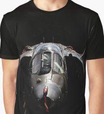 RAF Harrier GR-3 Graphic T-Shirt