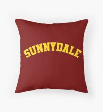 SUNNYDALE Throw Pillow