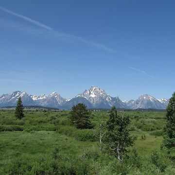 Tetons by zenyth
