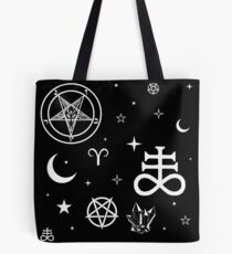 Symbols Tote Bag