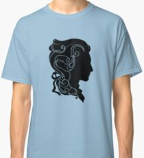 Rococo Silhouette: Monsieur Classic T-Shirt