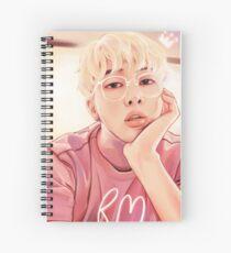 Soft Namjoon Spiral Notebook