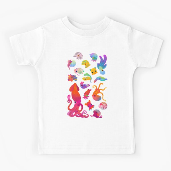 Cephalopod Kids T-Shirt